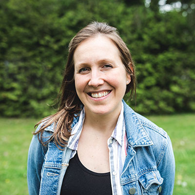 Eva Portelance: Intervenante Ressource famille